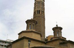 Iglesia de San Pablo en Zaragoza