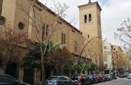 Iglesia de San Valero de Calle Unceta Zaragoza