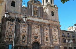Iglesia de Santa Isabel de Portugal o de San Cayetano en Zaragoza