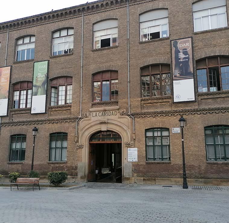 La Caridad de Zaragoza