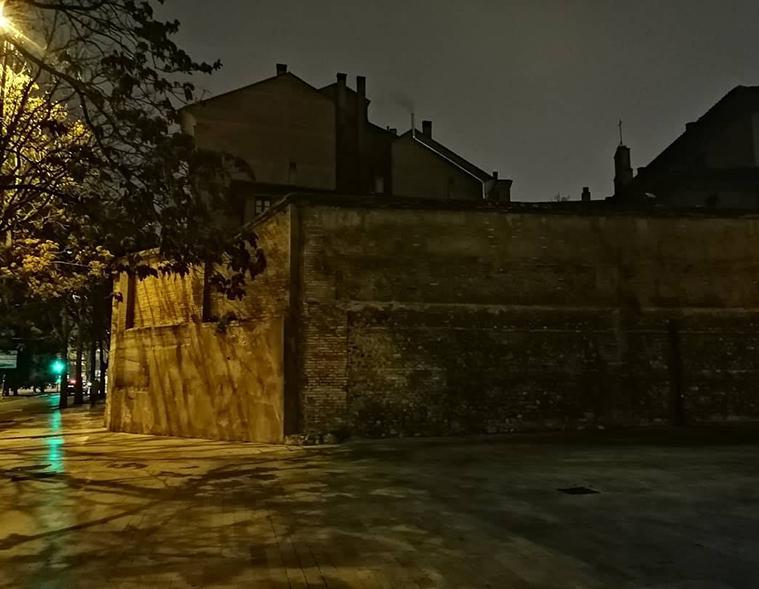 La Muralla de Ronda convento San Agustín
