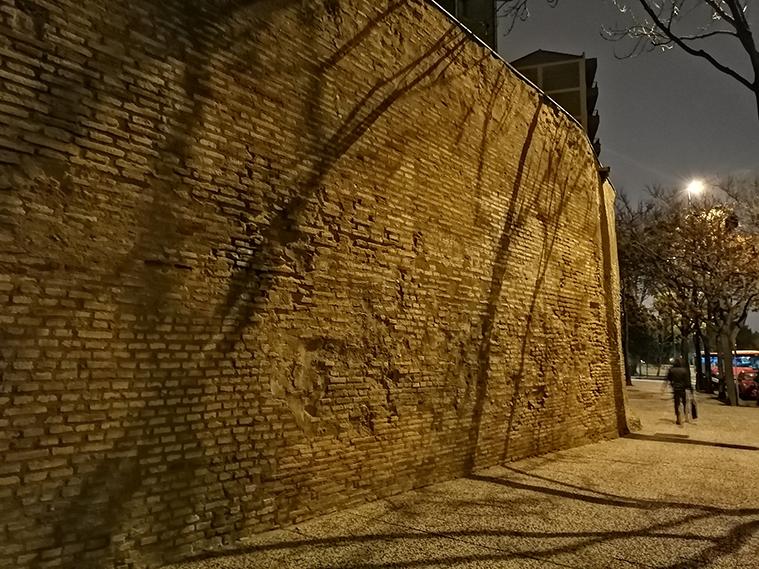 La Muralla de Ronda