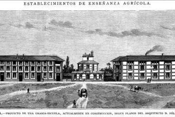 La desaparecida Granja Agrícola o Granja Modelo de Zaragoza