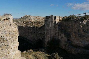 Las antiguas esclusas de Torrecilla de Valmadrid