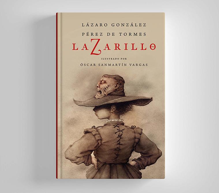 """""""Lazarillo Z"""" (una versión zombie e ilustrada de """"El Lazarillo de Tormes"""")"""