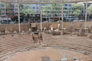 Museo del Teatro Romano de Caesaraugusta de Zaragoza