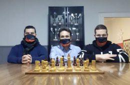 Palacio de los Pioneros academia de ajedrez en Zaragoza