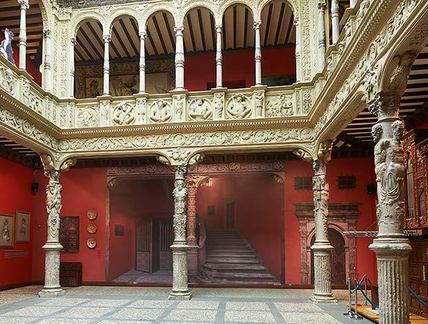 Patio de la Infanta Zaragoza