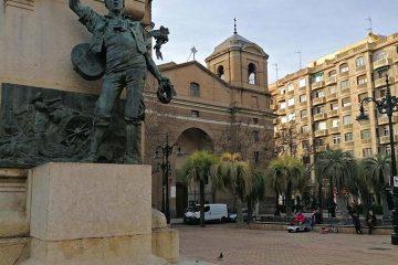 Plaza del Portillo de Zaragoza