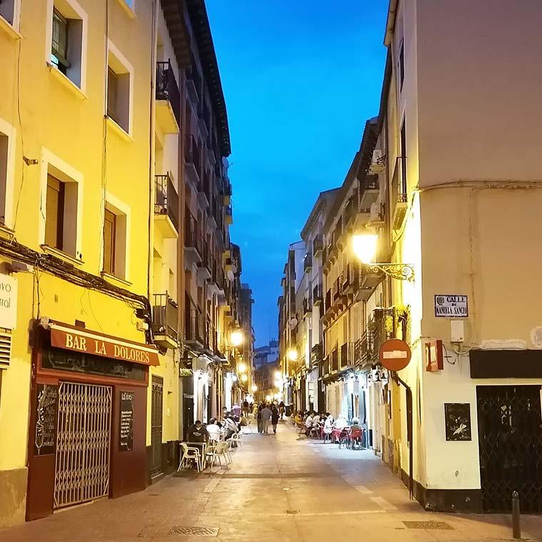 Puerta Quemada o cremada Zaragoza