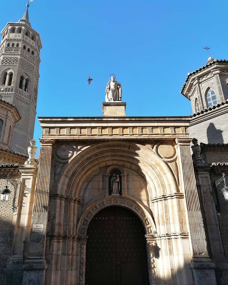 Puerta de San Pablo o principal