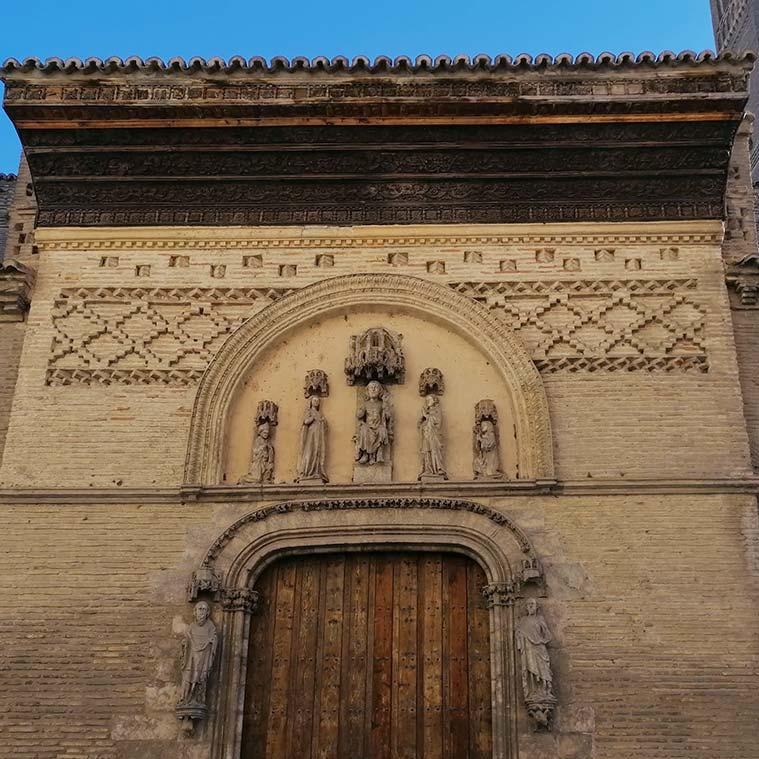 Puerta de la Tramontana o del Santo Cristo