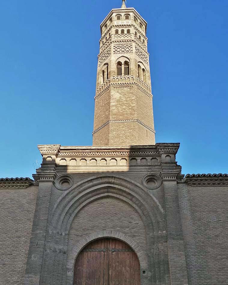 Puerta del Fosal en la Plazuela de San Pablo