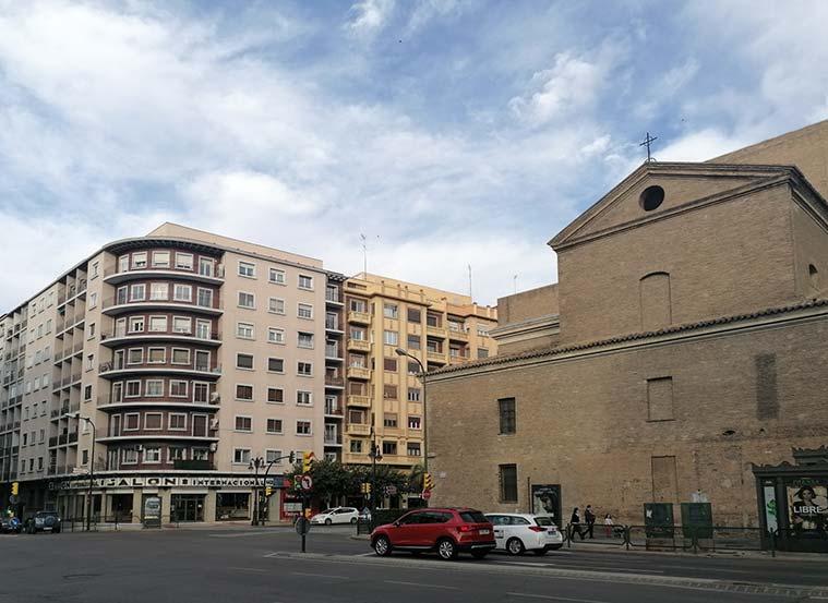 Puerta del Portillo Zaragoza