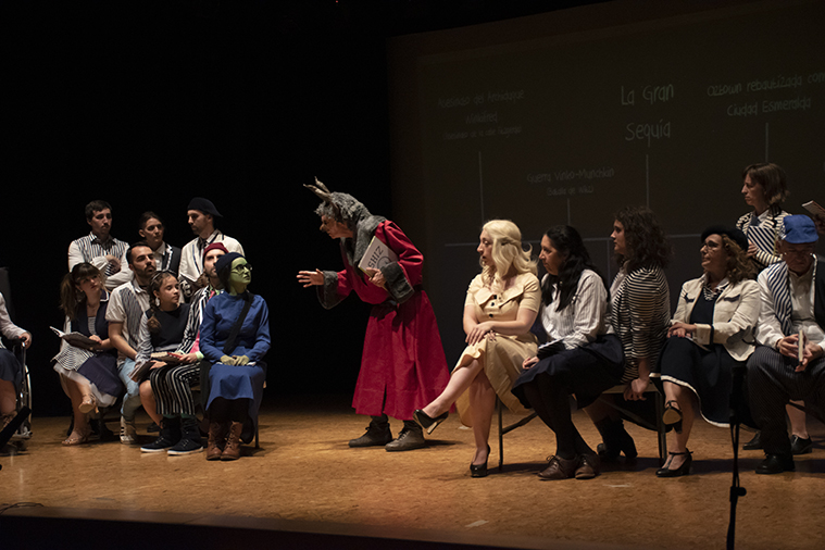 Wicked el Musical, la historia jamás contada de las brujas de Oz