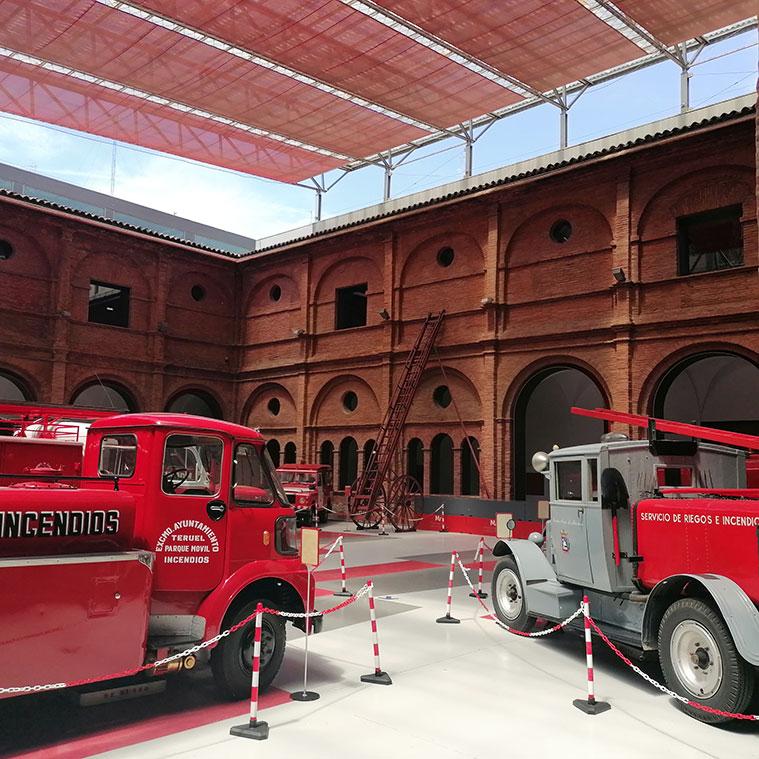 Museo del Fuego y de los Bomberos Zaragoza