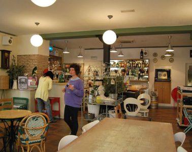Café Botánico, un rincón dónde perderse en Zaragoza