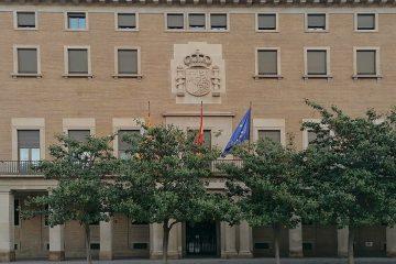 Delegación del Gobierno de Zaragoza