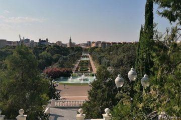 Parque Grande José Antonio Labordeta de Zaragoza