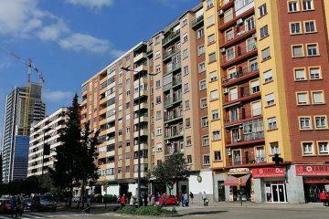 Avenida Navarra de Zaragoza