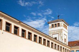 Antigua fabrica de Schindler de Zaragoza