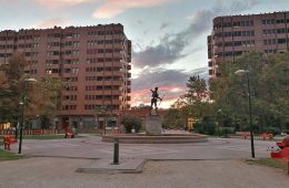 parque de miraflores barrio de san jose zaragoza