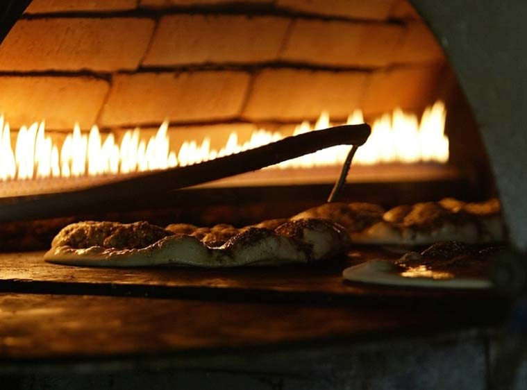 restaurante libanes La Manousheria en zaragoza