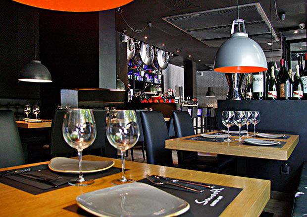 restaurante smooth zaragoza