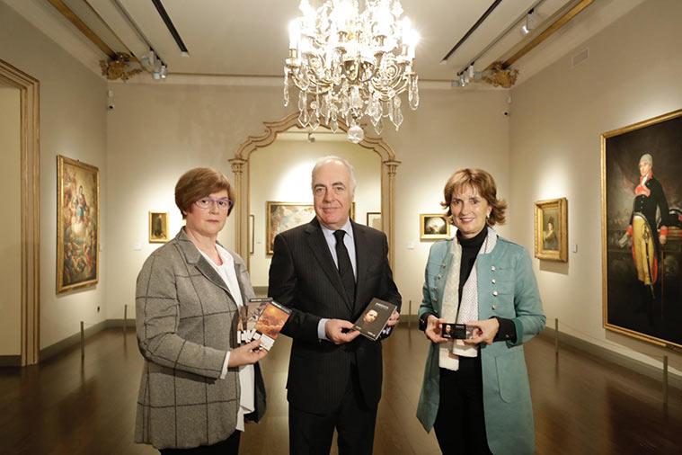 Ibercaja lanza Amigos del Museo Goya, un programa de mecenazgo para particulares y empresas