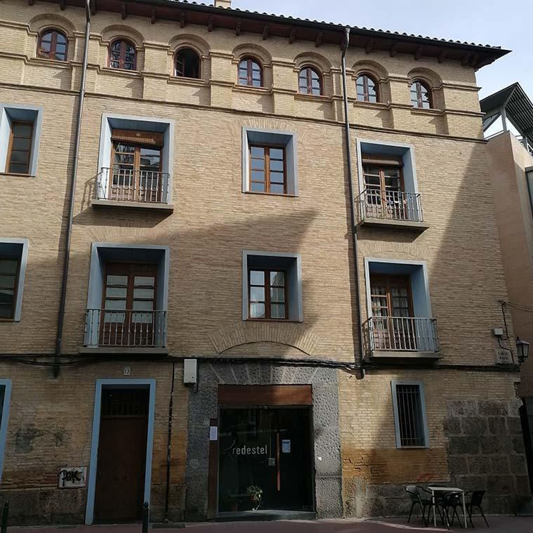 Palacio de los Gurrea de Castro de Zaragoza