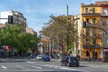 Plaza San Miguel de Zaragoza