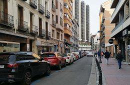 Calle Azoque de Zaragoza