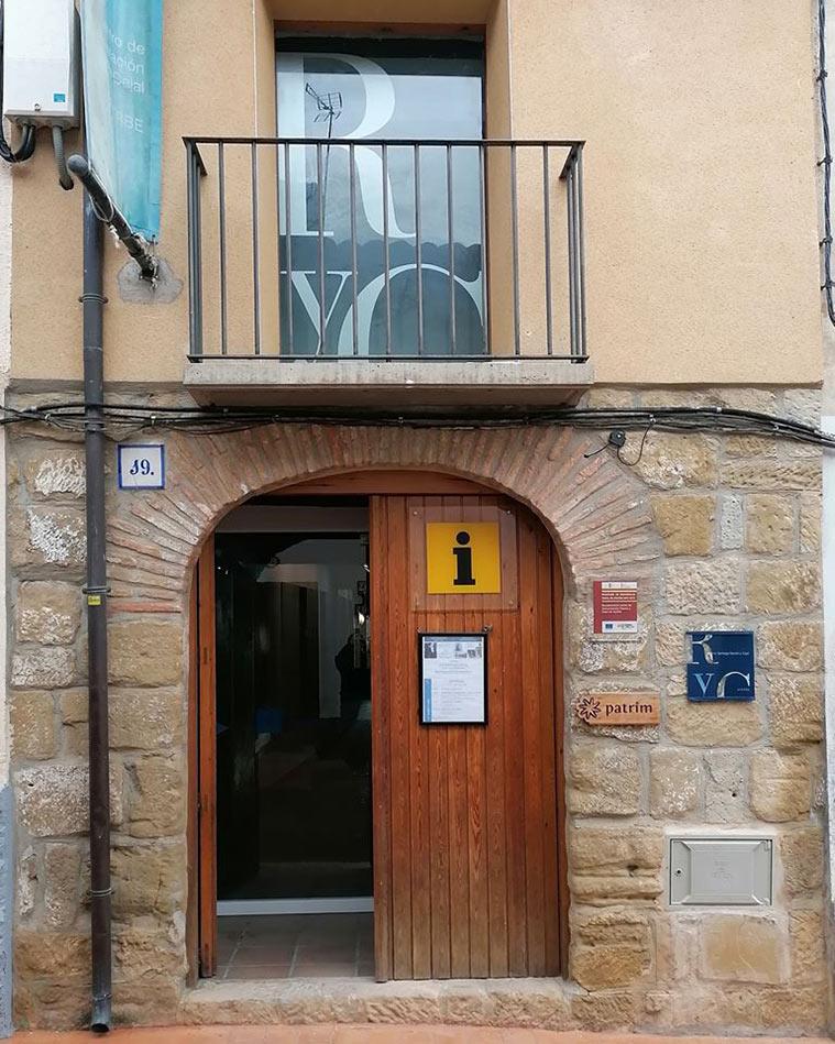 Centro de Interpretación Ramón y Cajal de Ayerbe
