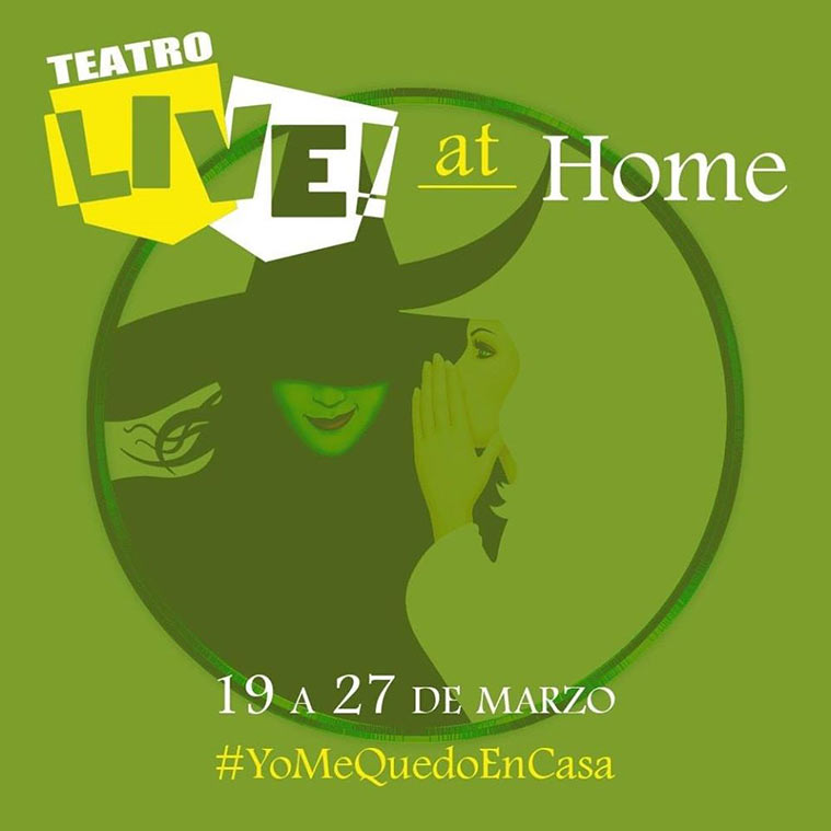 Teatro Live at home
