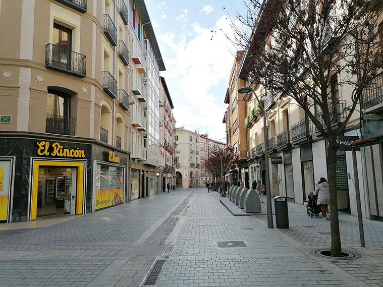 Coso Bajo de Huesca