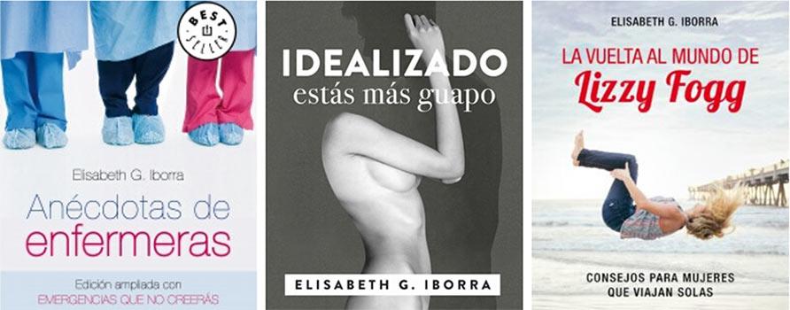 obras literarias de elisabeth g iborra