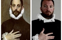 QuedARTEencasa: el reto de recrear obras de arte durante la cuarentena