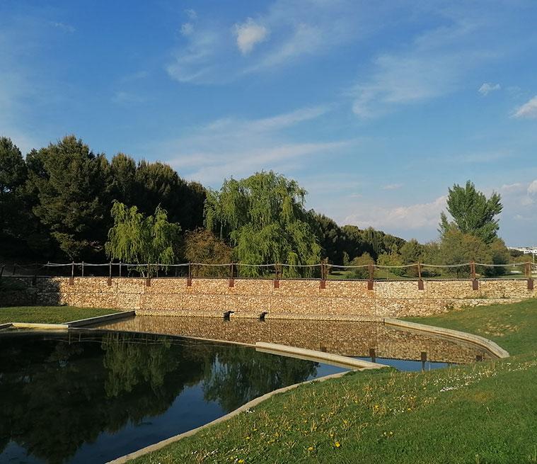 parque del barranco en zaragoza