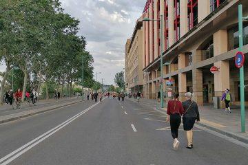 Aragón pasa la Fase 1 de la desescalada desde el lunes 11 de mayo