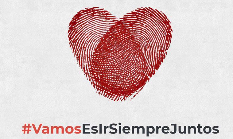 Ibercaja lanza la campaña «Vamos es ir siempre juntos» que enmarca sus medidas de apoyo a clientes y sociedad