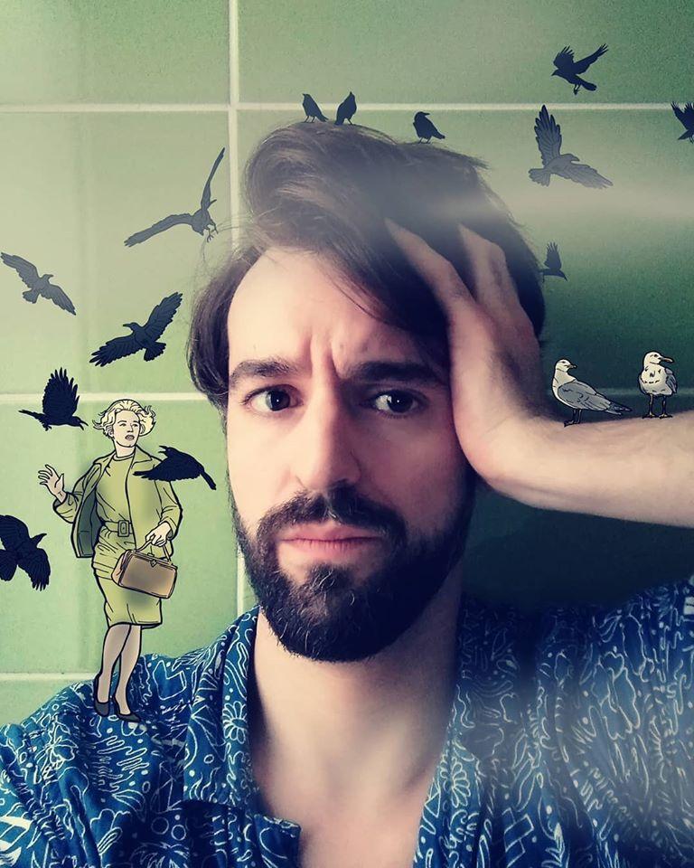 Adrián Pereda Imaginaciones Mías