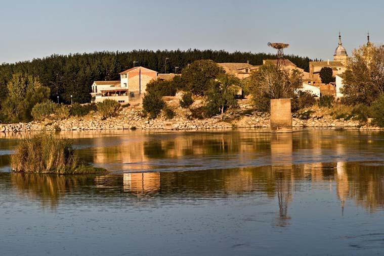 Alcalá de Ebro, la ínsula Barataria de Sancho Panza