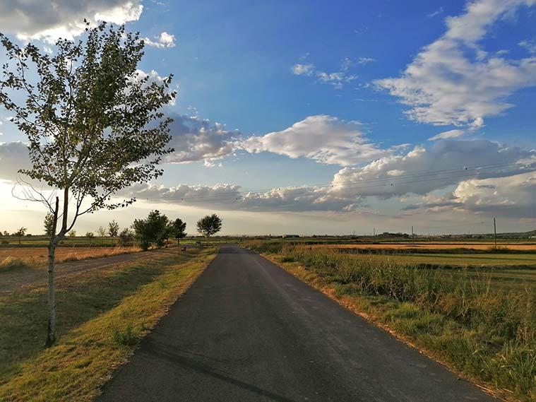 Camino Natural de la Alfranca