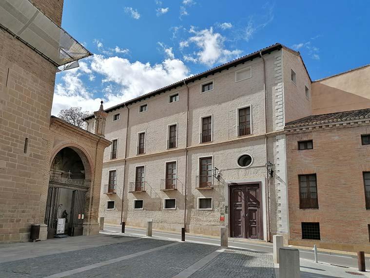 El Palacio de de Eguarás de Tarazona
