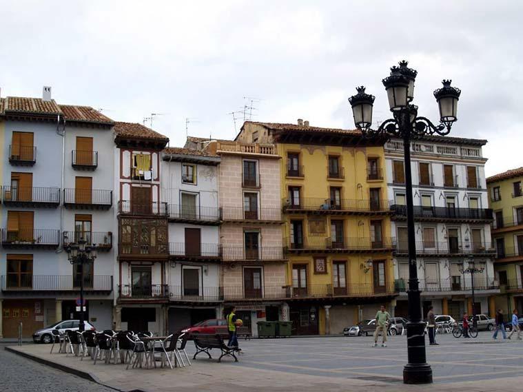 Plaza del Mercado o de España