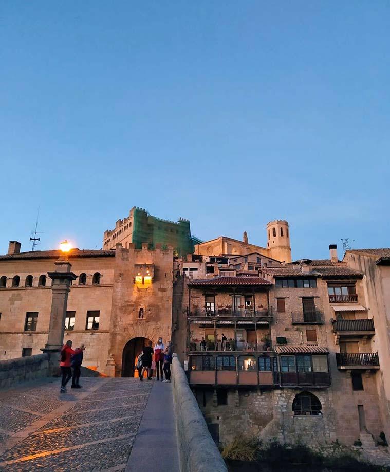 Valderrobres, capital y corazón de la comarca del Matarraña