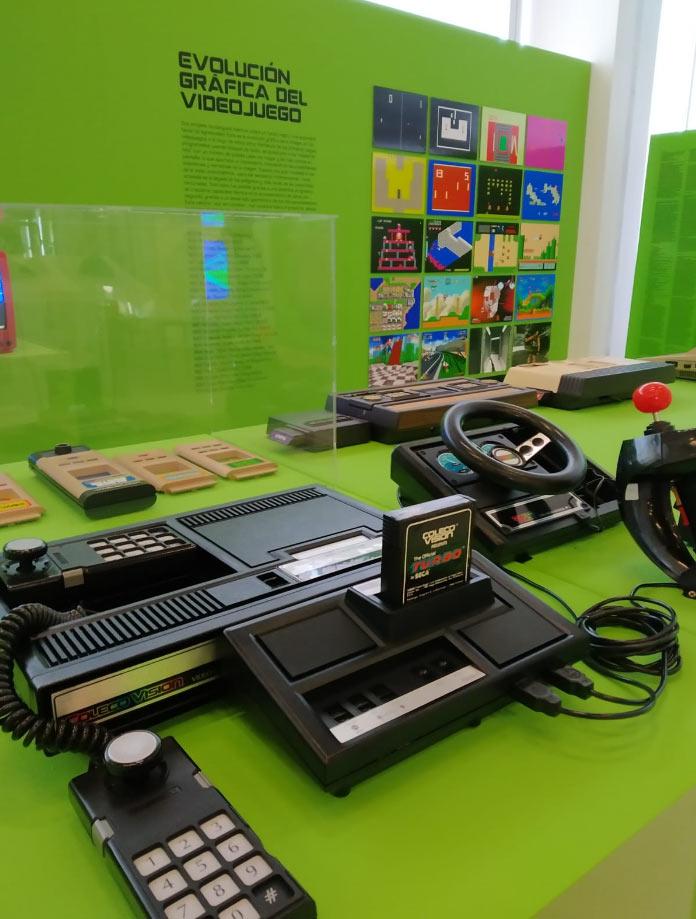 royecto expositivo y cultural 'Consolas, democratizar la imagen digital 1972-2003'