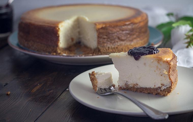 Que te la den con queso: los mejores 'cheesecakes' de Zaragoza