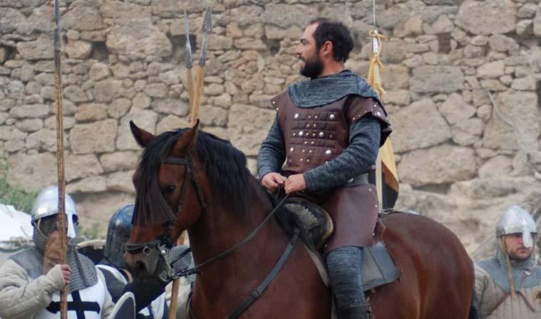 El Camino del Cid en Zaragoza y Teruel
