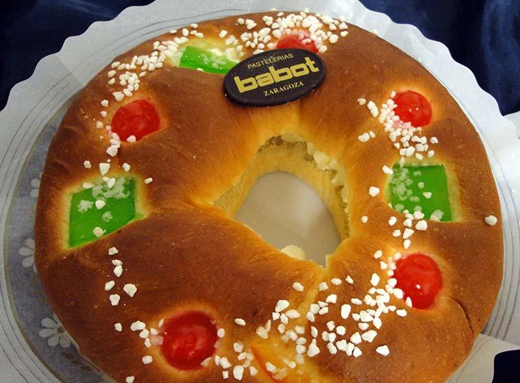 roscones de la pasteleria babot
